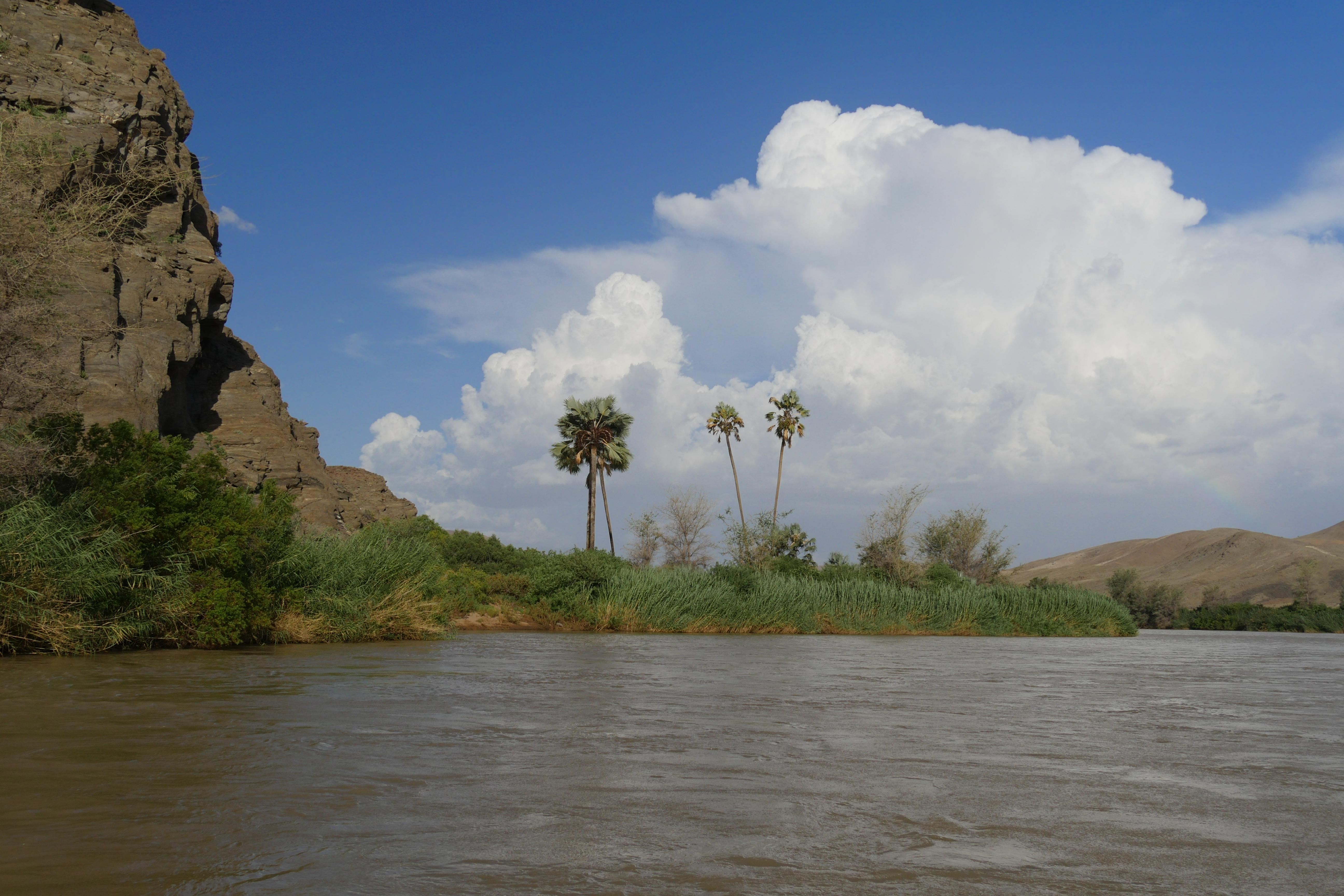 Kunene River Hartmann Valley