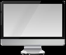 tela de desktop