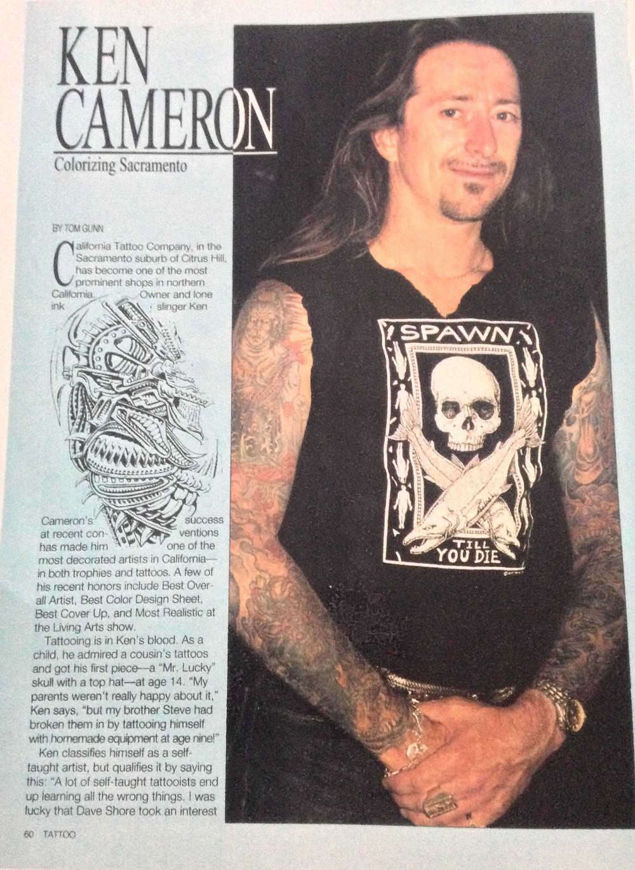 Tattoo Expo Magazine
