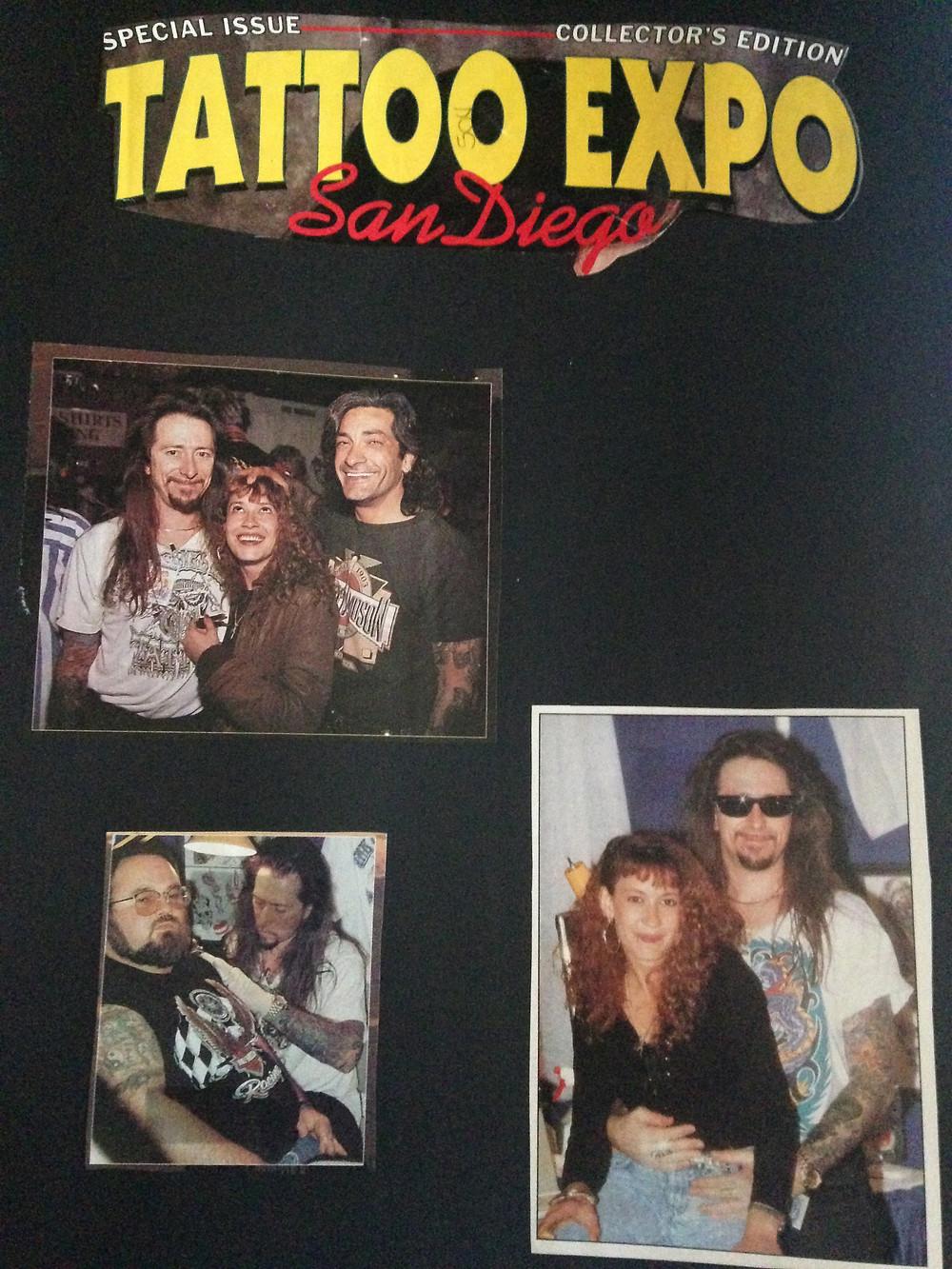 Tattoo Expo September 1993