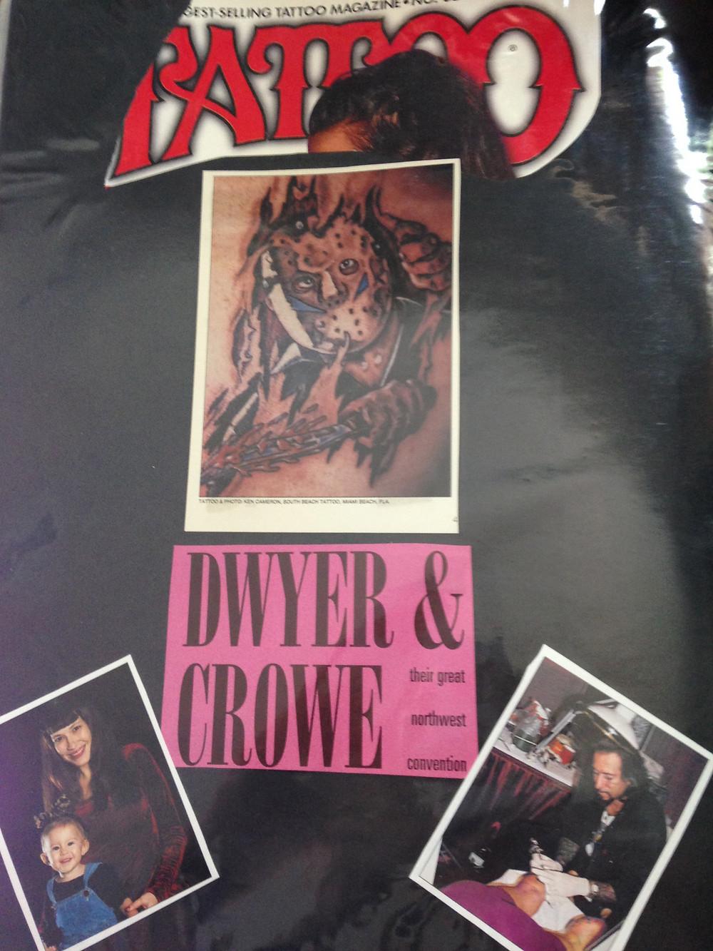 Tattoo Magazine September 1996