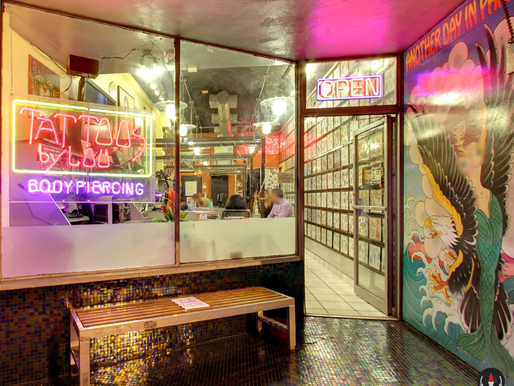SHOP HISTORY: TATTOOS BY LOU SOUTH BEACH
