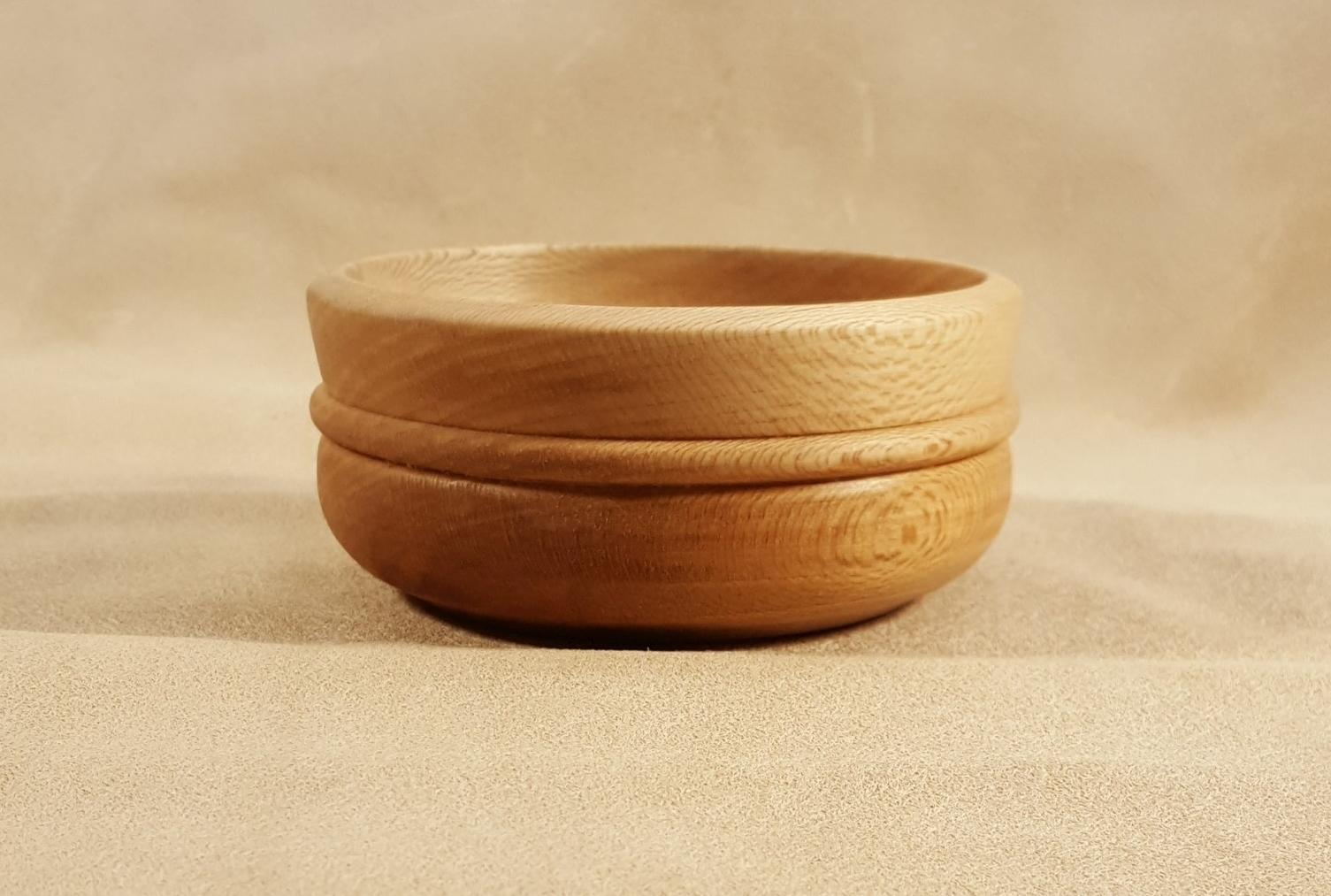 Sycamore Small Wood Bowl/Dish