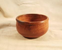 Viking Bowl in African Rosewood