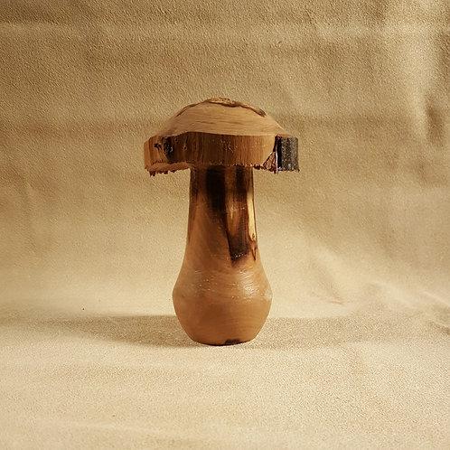 FOGwood Turned Mushroom #2