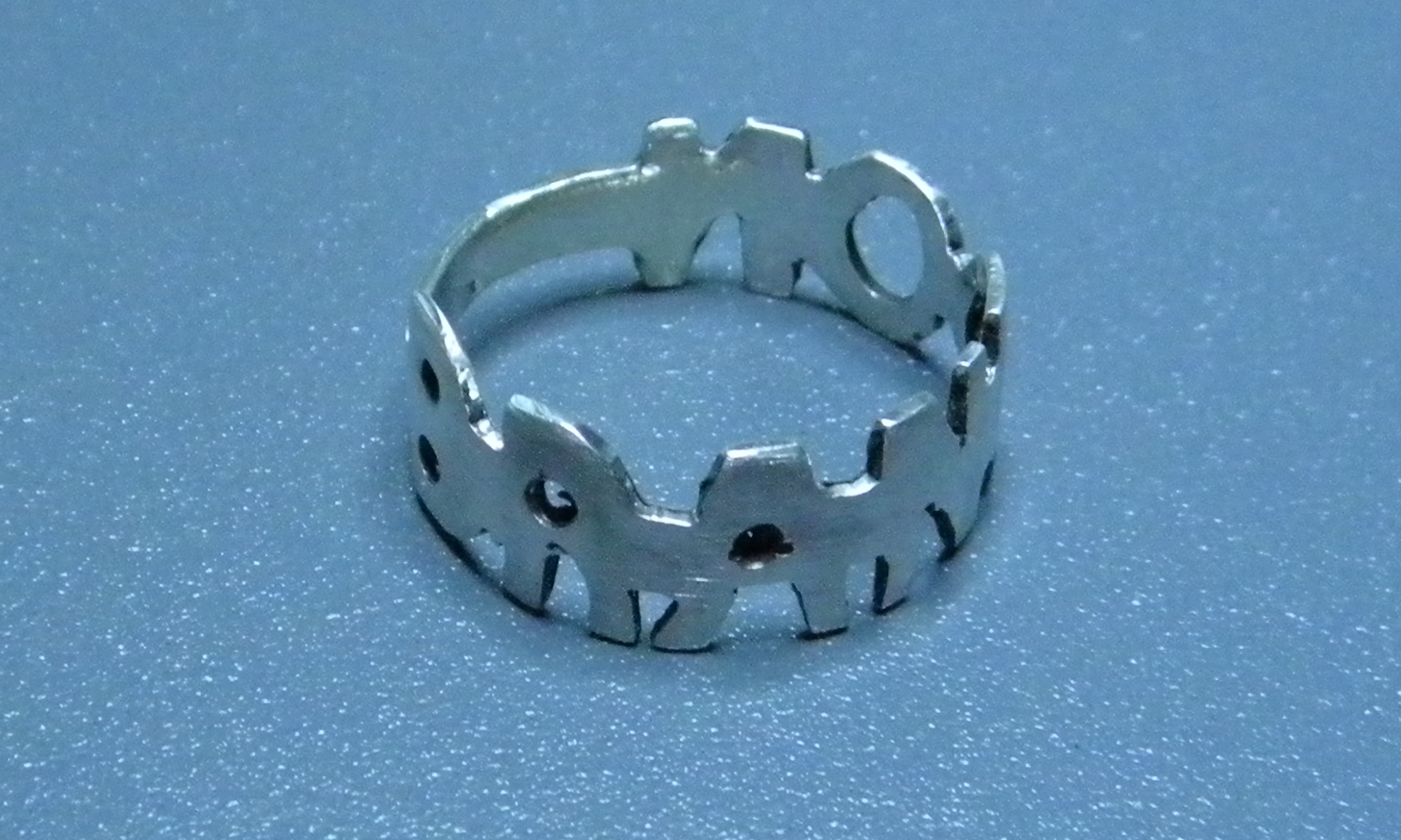 "Sterling Silver ""Brandon"" Ring"