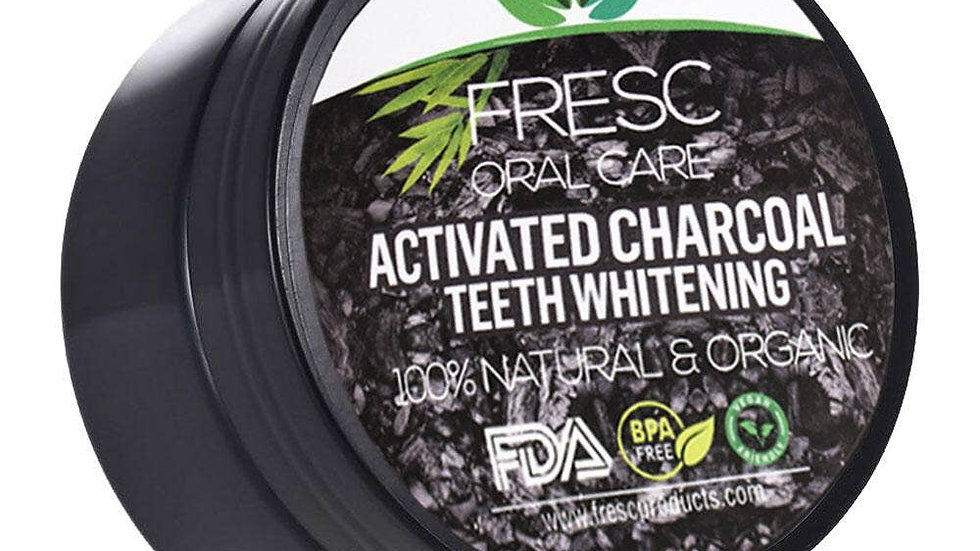 Activated CharcoalTeeth Whitening