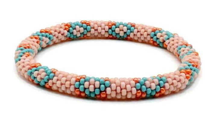 Cheek Rose Bracelet