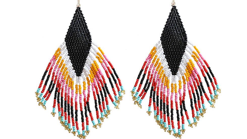 Nativo Beaded Earrings
