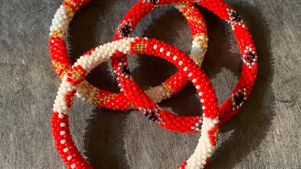 Set of 3 Reds