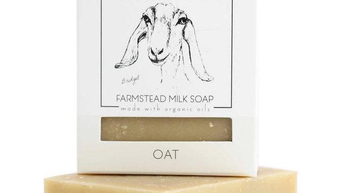 OAT BAR SOAP