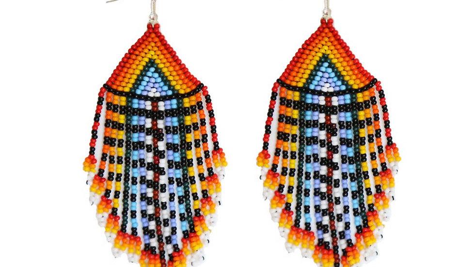 Luisa Beaded Earrings