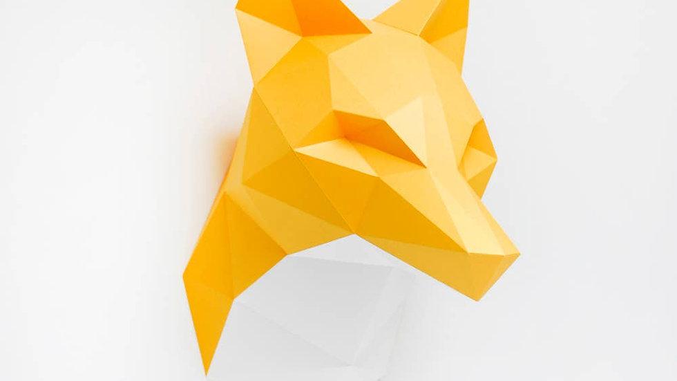 Fox Wall Trophy Orange