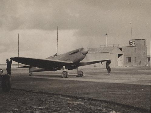 Sandy's Spitfire Wick Deployment