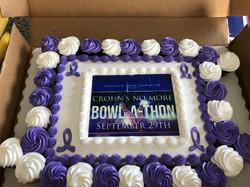 Bowl-A-Thon Cake