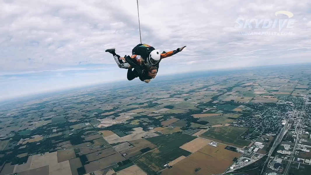 Skydiving Edit
