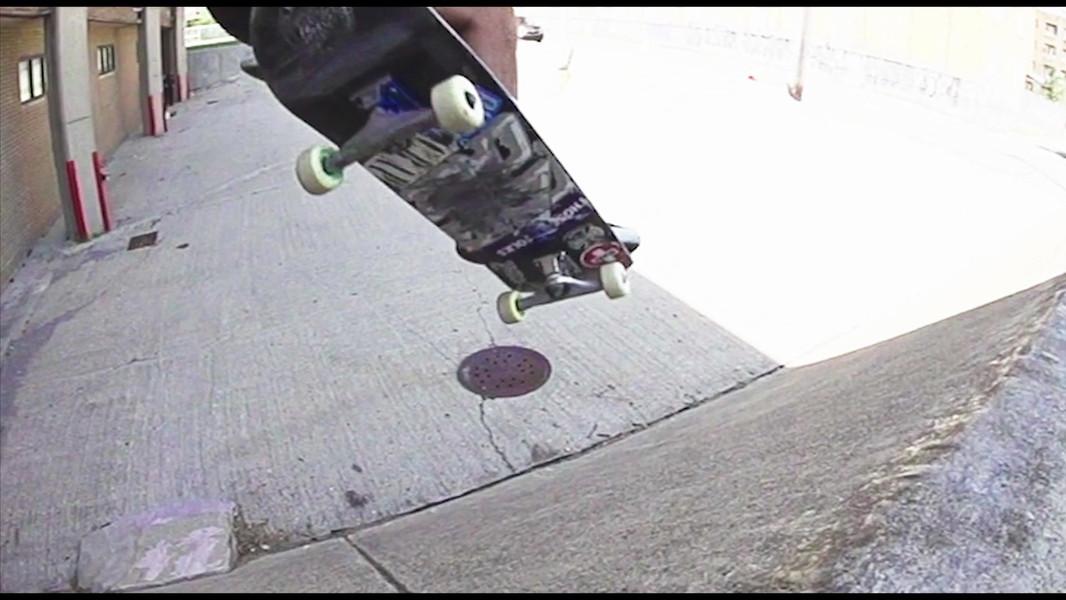 Skateboard Edit