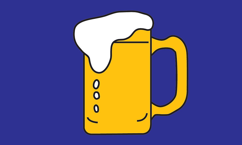 Beer Party Flag