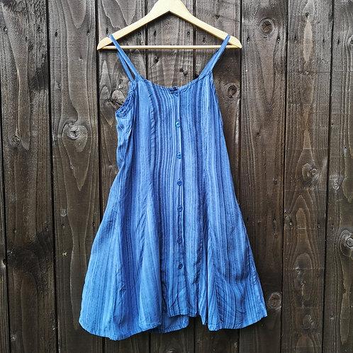 Cool Blue Dress