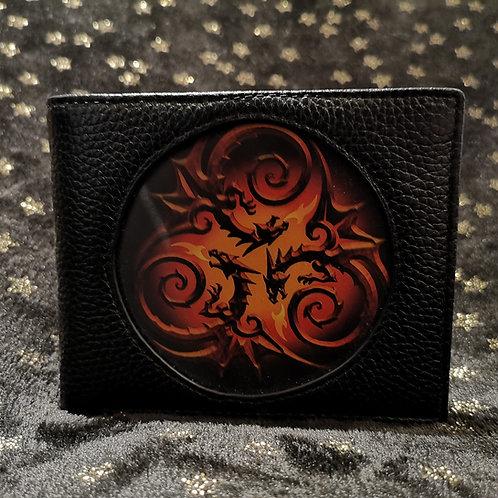 Triple Dragon 3D Wallet