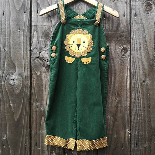 Child's Lion Dungarees