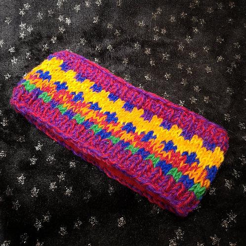 Rainbow Head Warmer