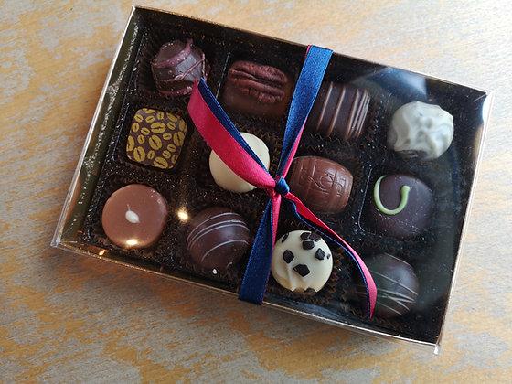12 Luxury Chocolates Gift Box