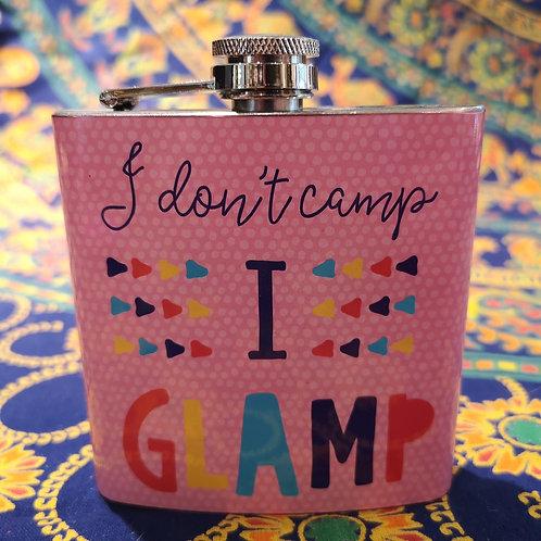 Hip Flask 'Glamp'