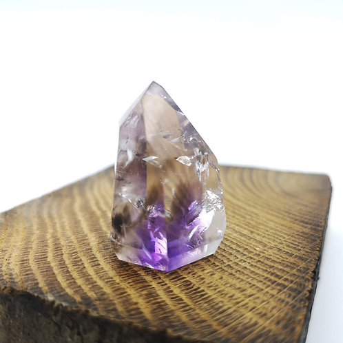 Smoky Amethyst Polished Standing Point