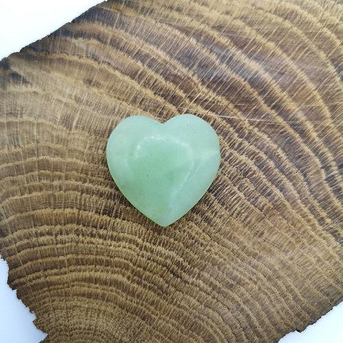 Bowenite Heart