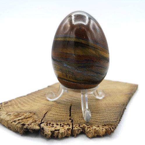 Tiger Iron Egg