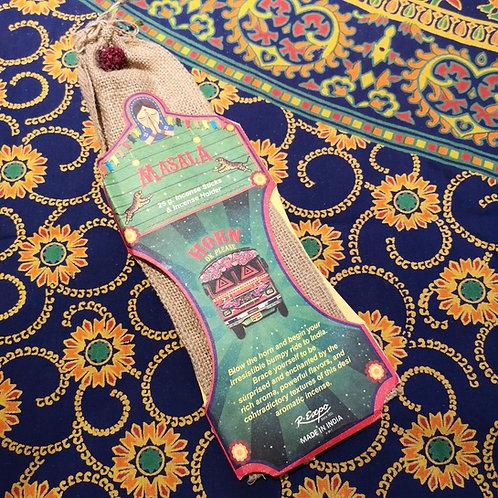 Masala Incense Sticks and Holder