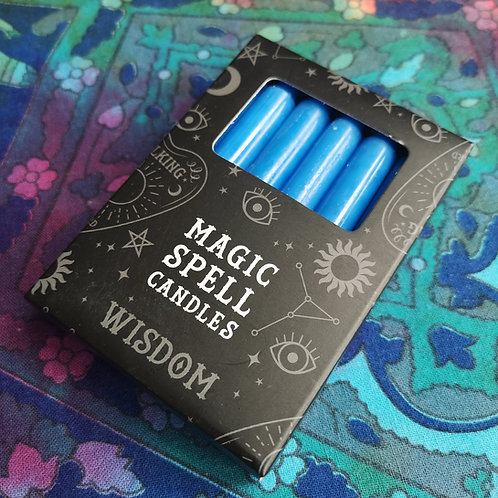Magic Spell Candles 'Wisdom'