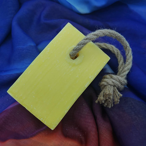 'Fresh Citrus' Soap on a Rope
