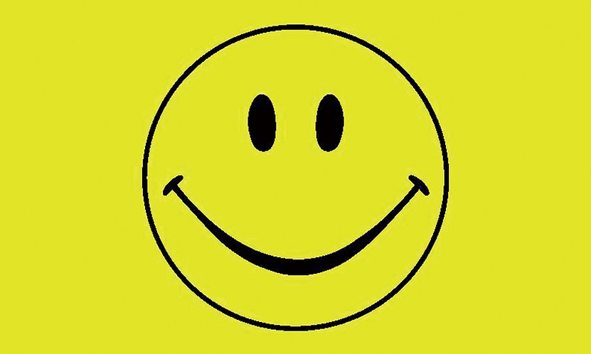 Happy Face Flag