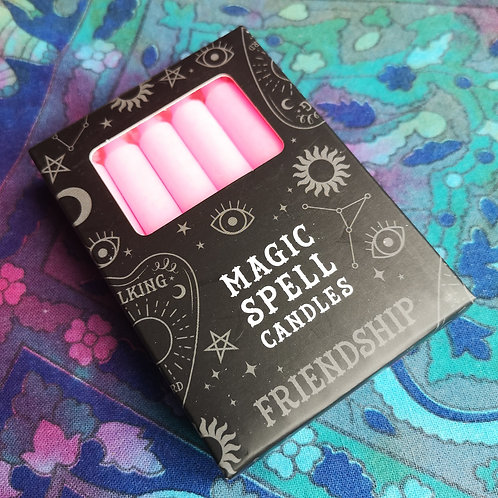 Magic Spell Candles 'Friendship'