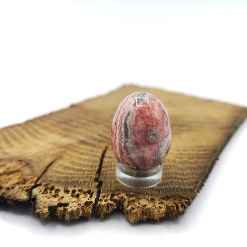 Rhodochrosite Egg