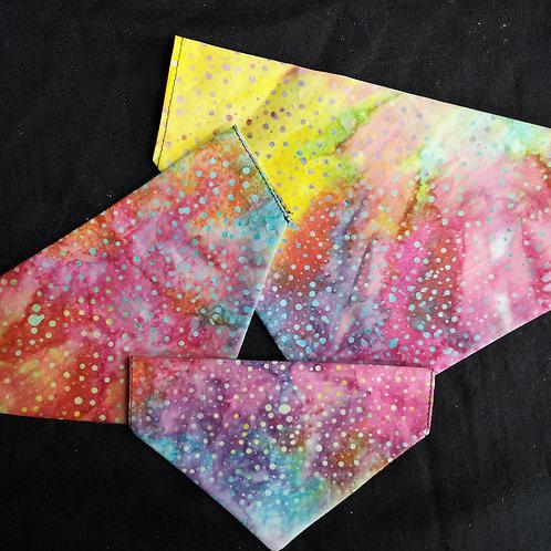 Speckled Tie Dye Bandana