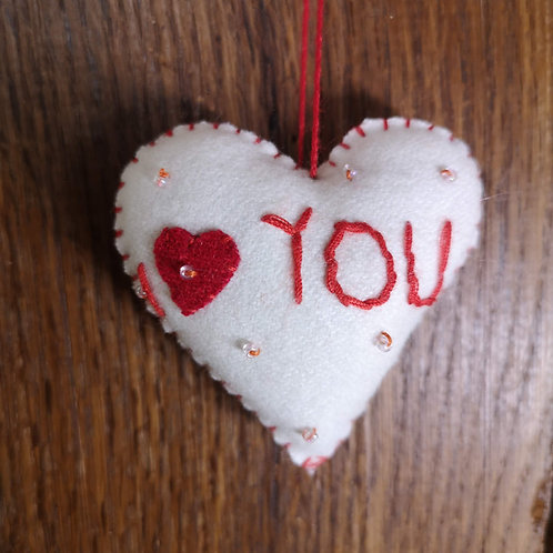 I ❤ You Heart