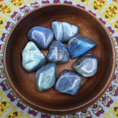 Labradorite Tumble Stone