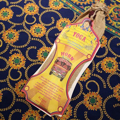 Yoga Incense Sticks and Holder