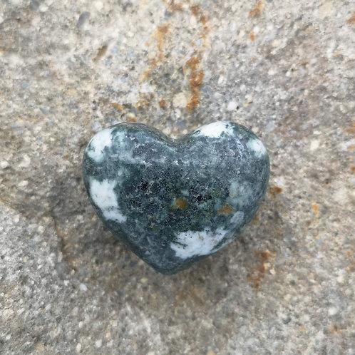 Preseli Bluestone Heart
