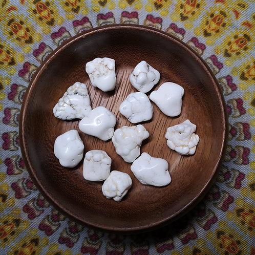 Magnesite Tumble Stone