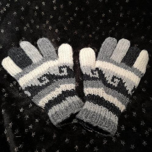 Monochrome Gloves