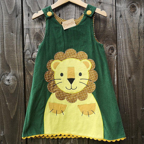 Child's Lion Dress