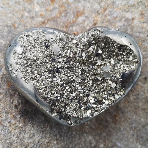 Pyrites Heart