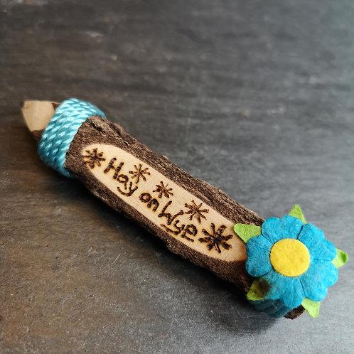 Hay on Wye Pencil