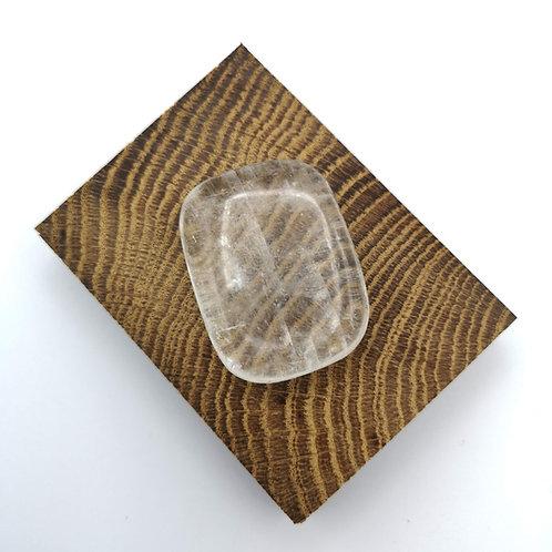 Calcite Palm Stone