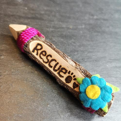 Rescue Pet Pencil