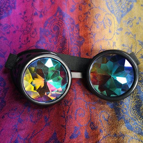 Black Wacky Goggles